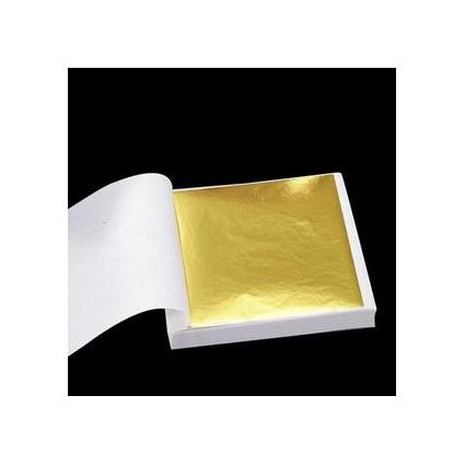 Lettre feuille or Accessoires pas cher - Plaques tombales personnalisées