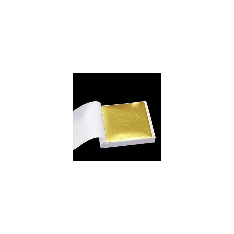 Lettre feuille or Accessoires - Plaque tombale pas cher